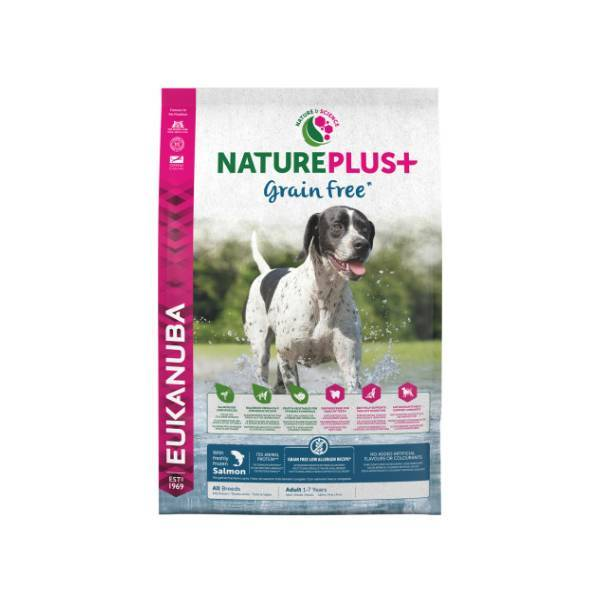 Dog Natural Adult Grain Free Salmon