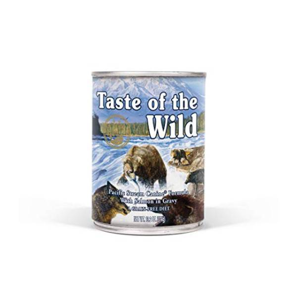 Taste of the Wild Pacific Stream Canine, losos, konzerva