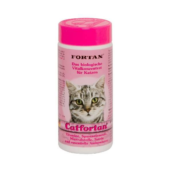 Fortan CatFortan, vitamini, minerali i aminokiseline za mačke