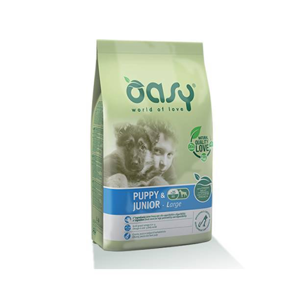 Puppy & Junior Large hrana za pse