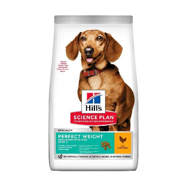 Hills Canine Small & Mini Adult Perfect Weight