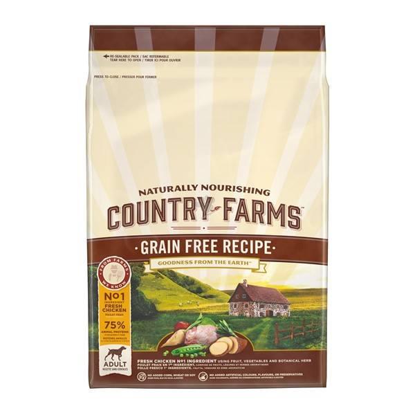 Country Farms Adult Piletina Grain Free