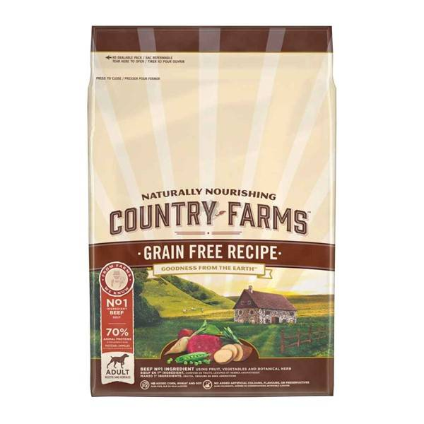 Country Farms Adult Govedina Grain Free