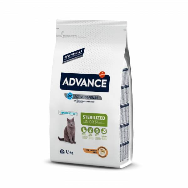 Advance Cat Junior Sterilized