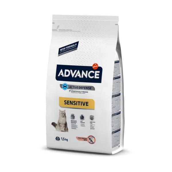 Advance Cat Salmon Sensitive