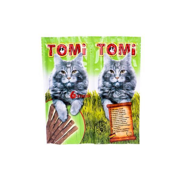 Tomi Cat Sticks poslastica za mačke, ćuretina i jagnjetina
