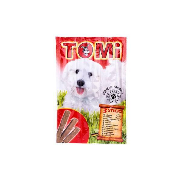 Tomi Dog Sticks poslastica za pse, govedina