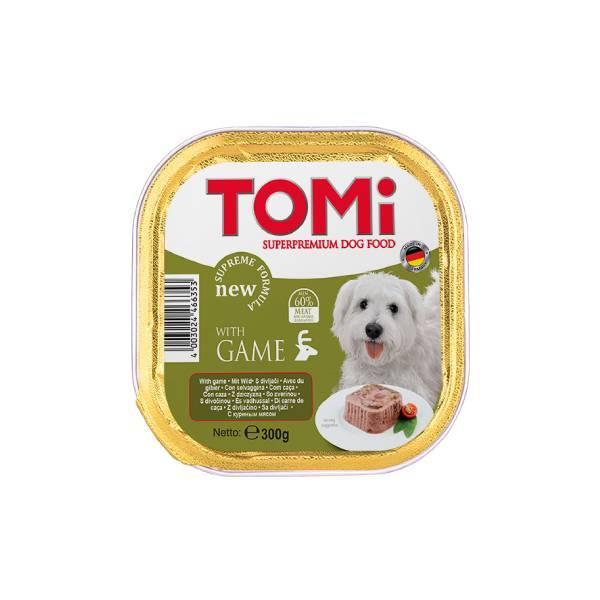 Tomi Dog pašteta divljač