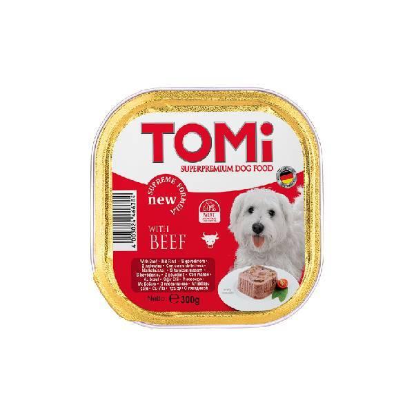 Tomi Dog pašteta govedina