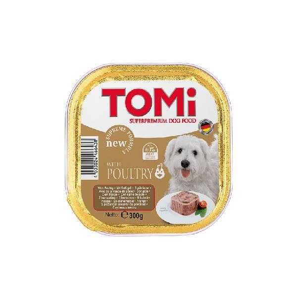 Tomi Dog pašteta živina