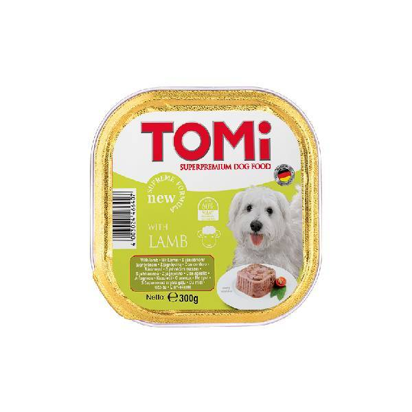 Tomi Dog pašteta jagnjetina