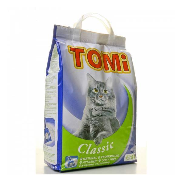 Tomi posip za mačke, zeleni classic