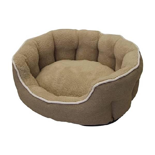 Nobby ležaljka za pse Brenta, braon