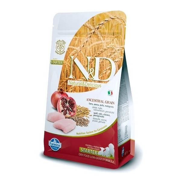Farmina N&D Pumpkin Puppy Starter Chicken&Pomegranate | Apetit shop - Online prodaja hrane i opreme za kućne ljubimce