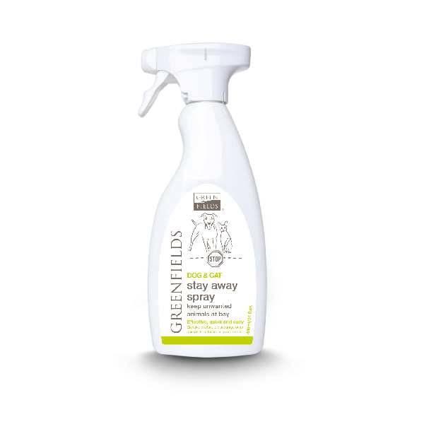 Greenfields Stay Away Spray za sprečavanje vršenja nužde kod pasa i mačaka
