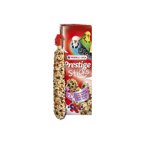 Versele Laga Prestige 2 Sticks Budgies Forest Fruit