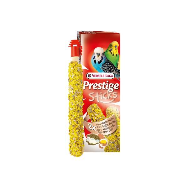 Versele Laga Prestige 2 Sticks Budgies Eggs & Oysters