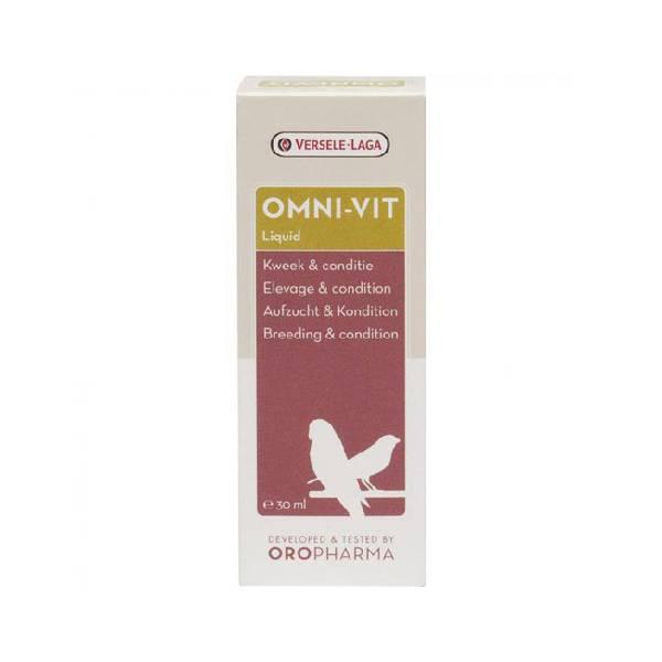 Versele Laga Oropharma omni-vit liquid, tečni preparat za kondiciju ptica u sezoni parenja