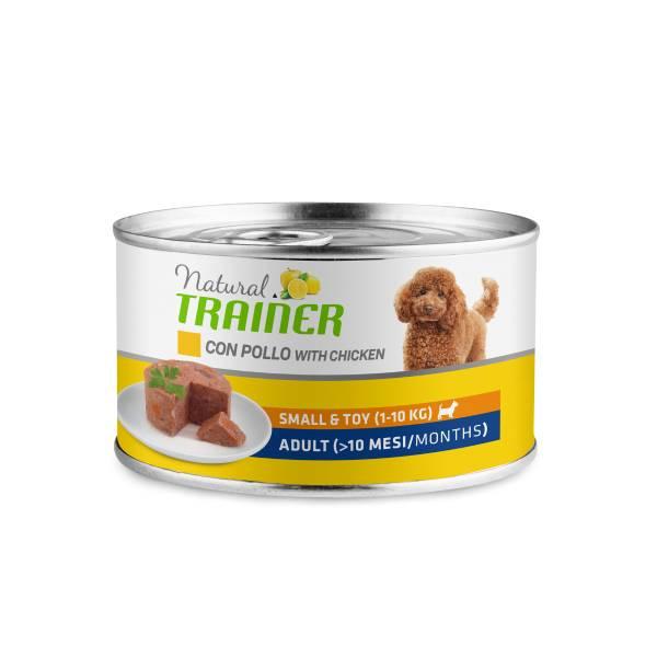 Trainer Natural Dog Small&Toy Pollo e Riso