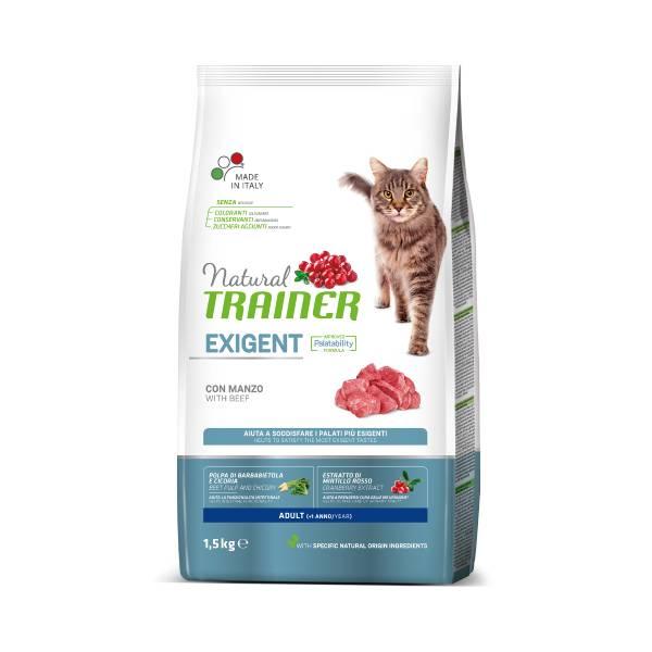 Trainer Natural Cat Exigent Beef