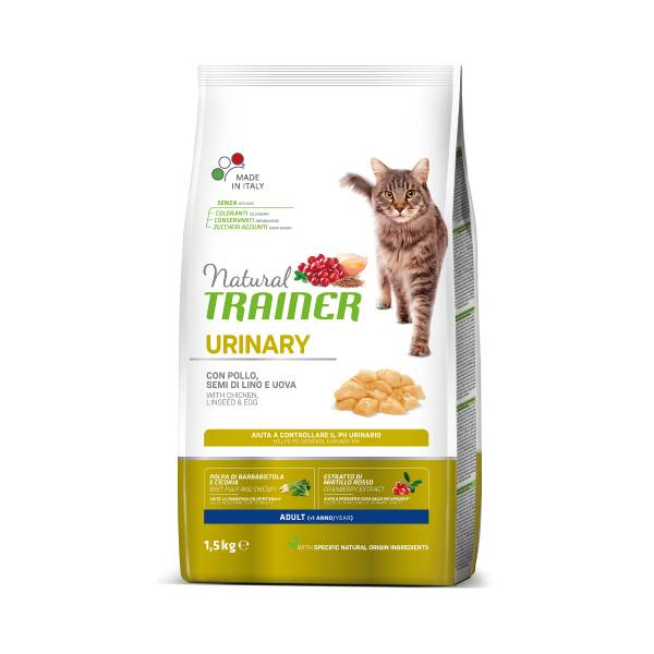 Trainer Natural Cat Urinary Adult with chicken