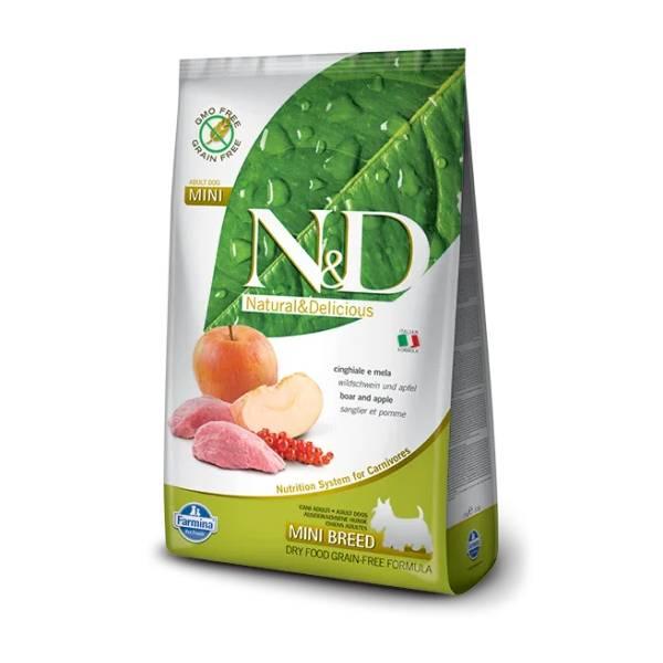 Farmina N&D Prime Boar&Apple Mini | Apetit shop - Online prodaja hrane i opreme za kućne ljubimce
