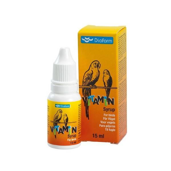 Diafarm Vitamin sirup za ptice