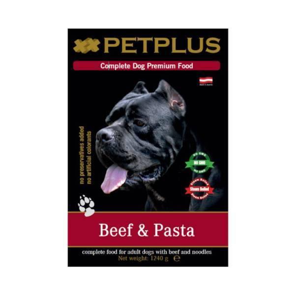 Austria Pet Food Pet Plus, govedina, nudle, konzervirana hrana za pse
