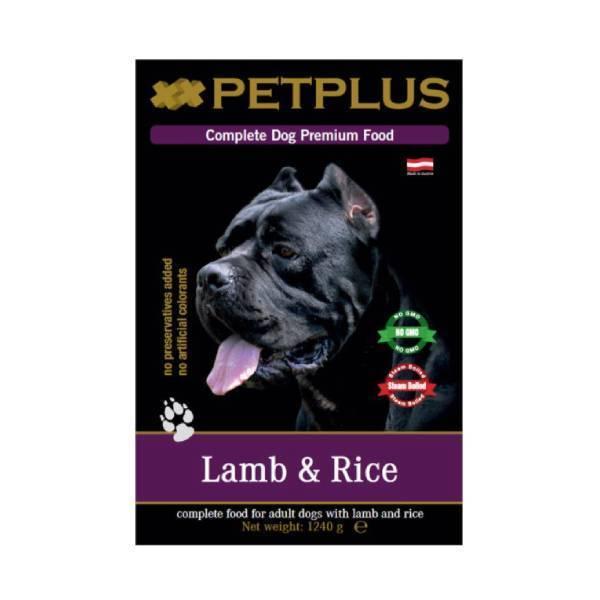 Austria Pet Food Pet Plus, jagnjetina, pirinač, konzervirana hrana za pse