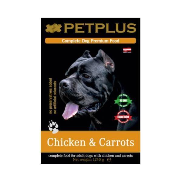 Austria Pet Food Pet Plus, piletina, šargarepa, konzervirana hrana za pse