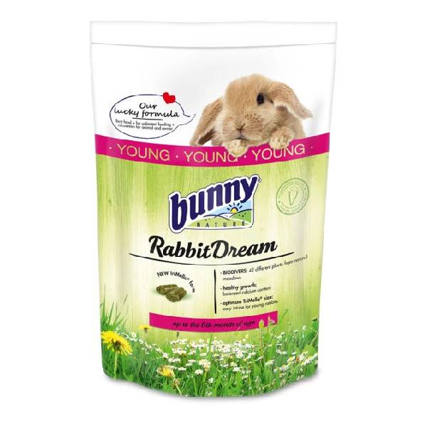 Bunny Nature Rabbit Dream Young, hrana za mlade kuniće