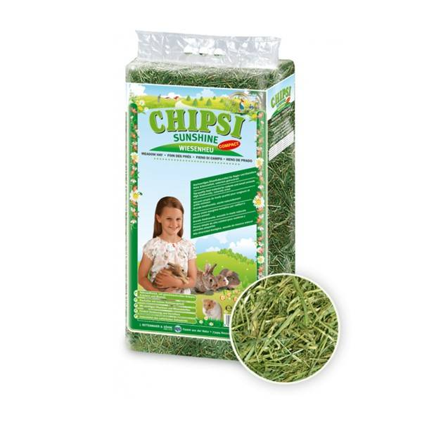 Chipsi Hay Sunshine Compact