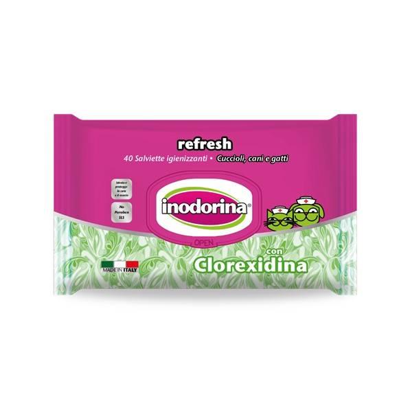 Inodorina Refresh Chlorhexidine