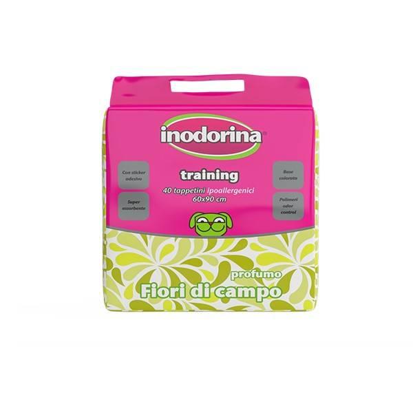 Inodorina Training Pads, flower perfume, 60x90cm