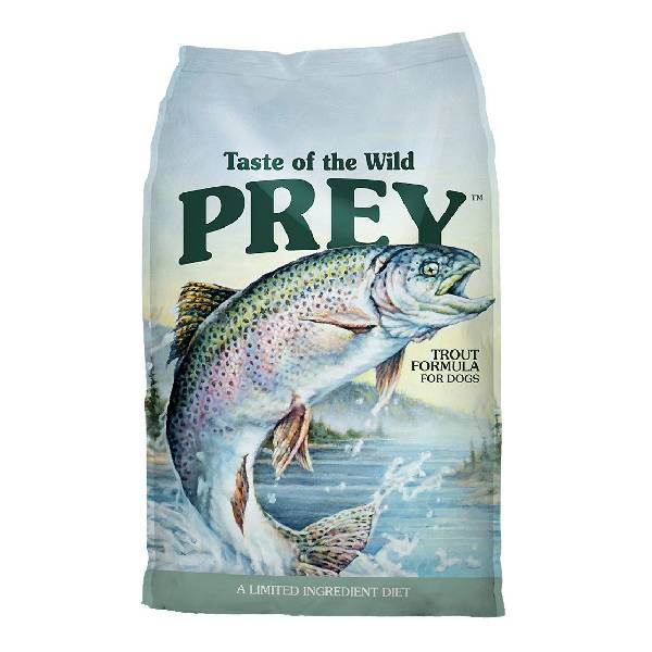 Taste of the Wild PREY DOG Trout hrana za pse, pastrmka