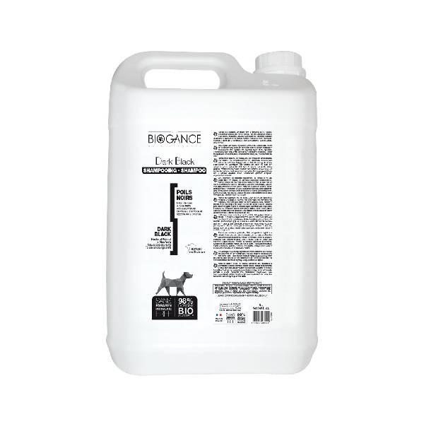 Biogance Dark Black Shampoo, šampon za pse crne, sive i tamne dlake