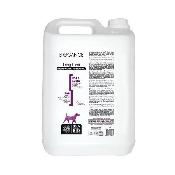 Biogance Long Coat Shampoo, šampon za pse i mačke sa dugom dlakom