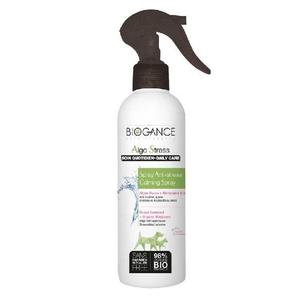 Biogance Algo Stress Spray, sprej za sprečavanje stresnog ponašanja pasa i mačaka