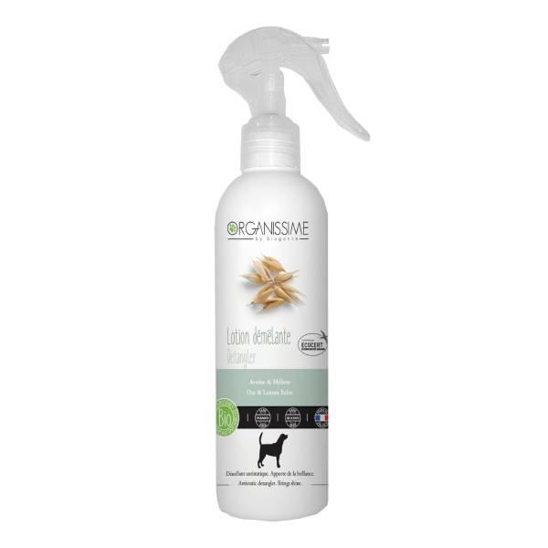 Biogance Organissime Detangler Lotion, organski sprej za raščešljavanje dlaka pasa i mačaka