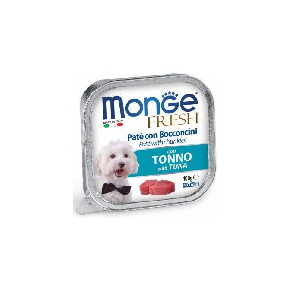 Monge Fresh Tuna, pašteta za pse sa ukusom tunjevine