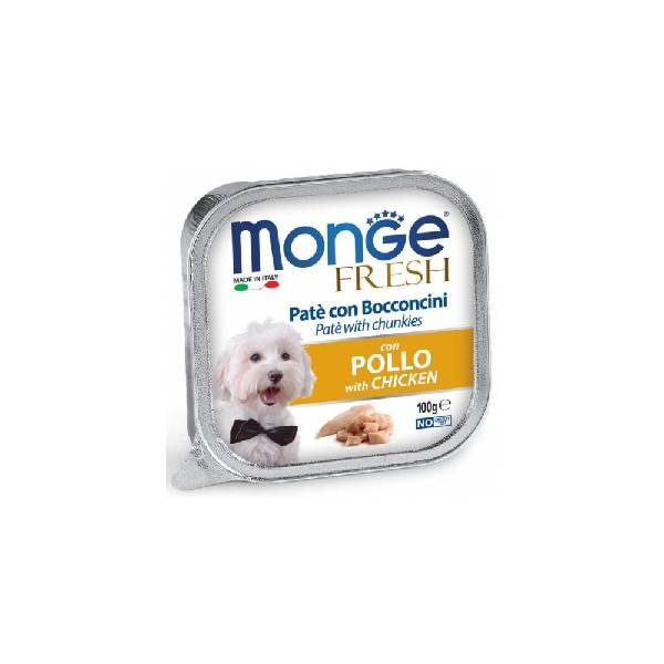 Monge Fresh Chicken, pašteta za pse sa ukusom piletine