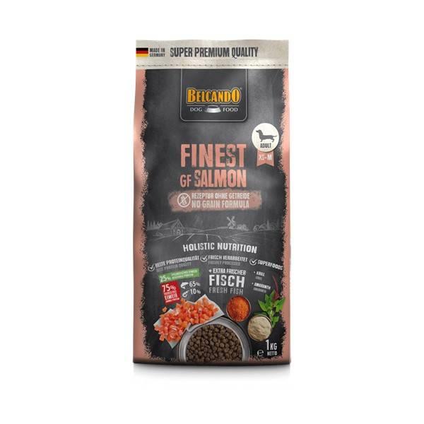 Belcando Finest Grain Free Salmon