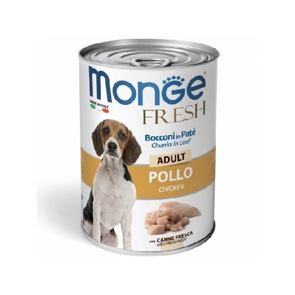 Monge Fresh Adult Chicken, konzervirana hrana za pse sa ukusom piletine