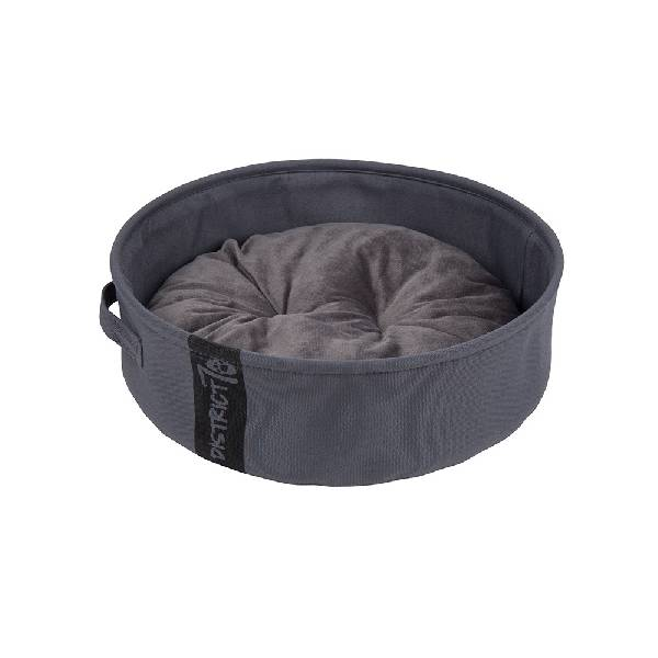District 70 Lounge Dark Grey