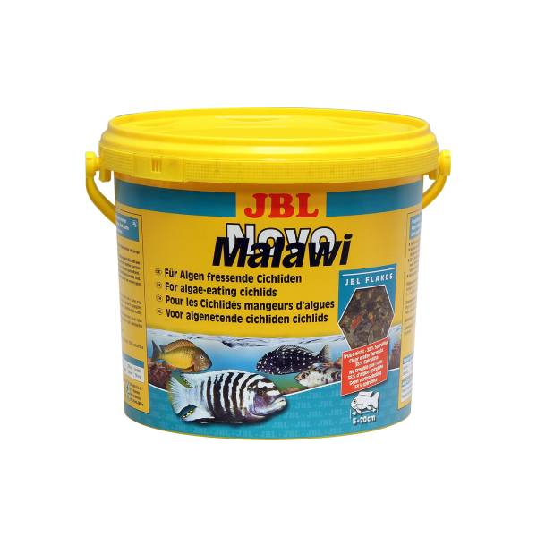 JBL NovoMalawi, potpuna hrana za ciklide, akvarijumske ribe