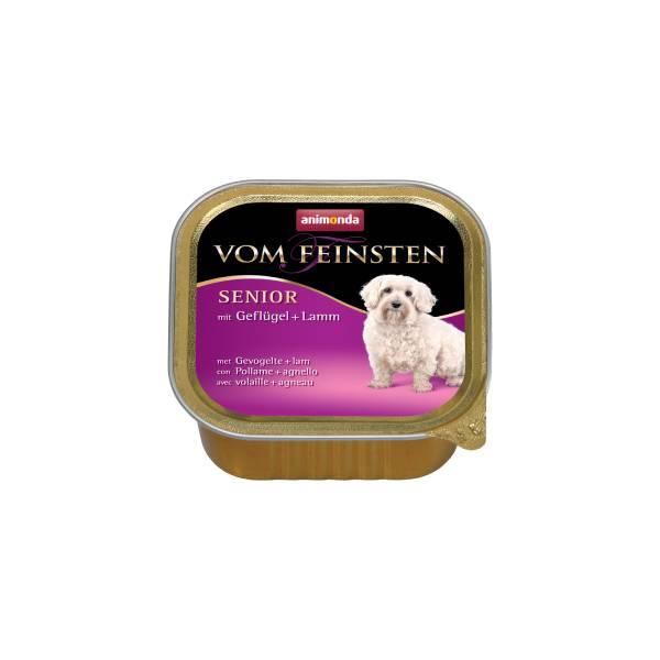 Animonda Vom Feinstein Dog Senior, Poultry and Lamb