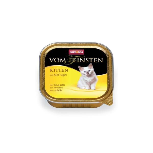 Animonda Vom Feinstein Kitten, Poultry