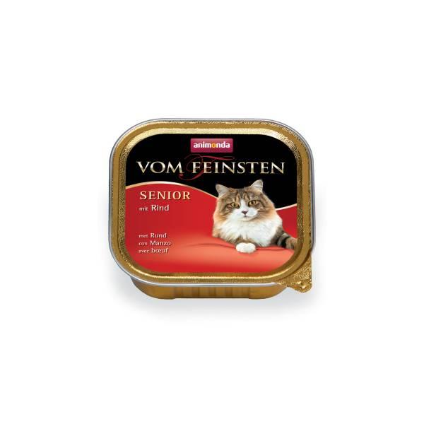 Animonda Vom Feinstein Cat, Senior Beef