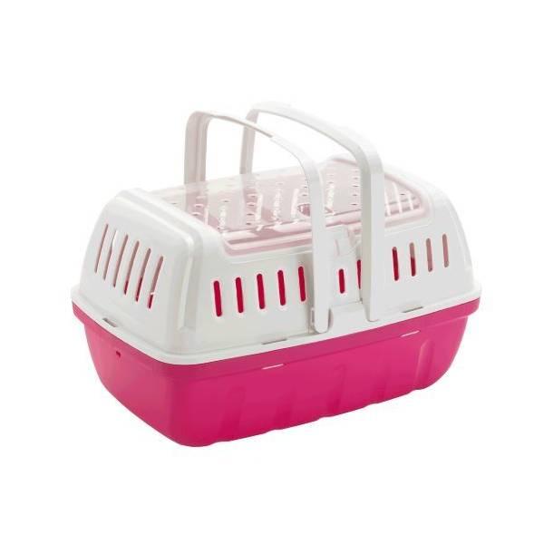 Moderna Hipster Hot Pink, transporter za mačke, pink