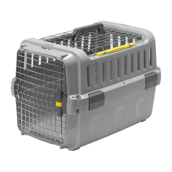 Moderna Odyssey Moss Grey, transporter za mačke, sivi